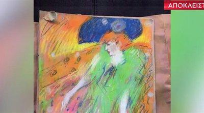 Διεθνές κύκλωμα πίσω από την κλοπή πίνακα του Πικάσο – ΒΙΝΤΕΟ