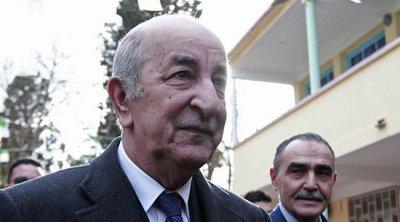 Αλγερία: Ο νέος πρόεδρος Αμπντελμαζίντ Τεμπούν «τείνει το χέρι» στο κίνημα αμφισβήτησης