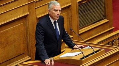 Μ. Βολουδάκης: Να αναβιώσουμε την παράδοση υπερψήφισης των αμυντικών δαπανών
