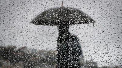 Σε ποιες περιοχές της Αττικής σημειώθηκαν τα μεγαλύτερα ύψη βροχής - Αλλάζει το σκηνικό του καιρού