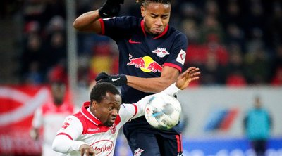 Μόνη στο ρετιρέ η Λειψία - Δείτε τα γκολ από τον αγώνα με τη Φορτούνα Ντίσελντορφ