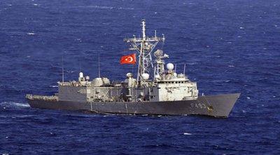 Τουρκικό πολεμικό πλοίο εκδίωξε ισραηλινό ερευνητικό από την κυπριακή ΑΟΖ
