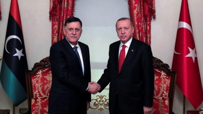 Στην τουρκική βουλή η στρατιωτική συμφωνία μεταξύ Αγκυρας-Τρίπολης