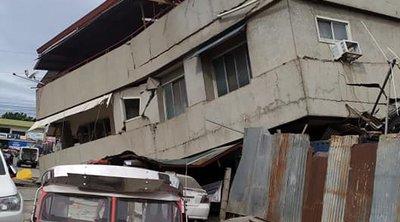 Ζημιές σε κτίρια από τα 6,9 Ρίχτερ στις Φιλιππίνες - Αναμένονται μετασεισμοί