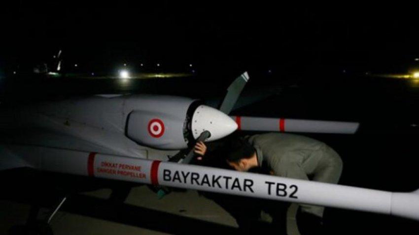 Anadolu: Το πρώτο τουρκικό drone προσγειώθηκε στα Κατεχόμενα - Βίντεο