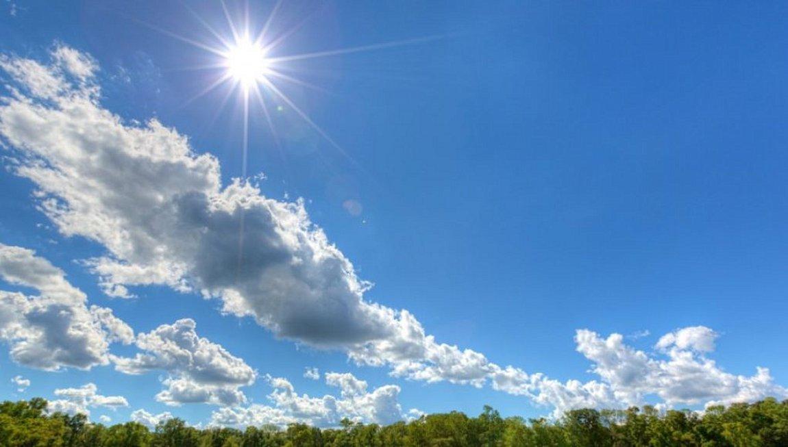 Άνοδος θερμοκρασίας και ασθενείς βροχές στα δυτικά