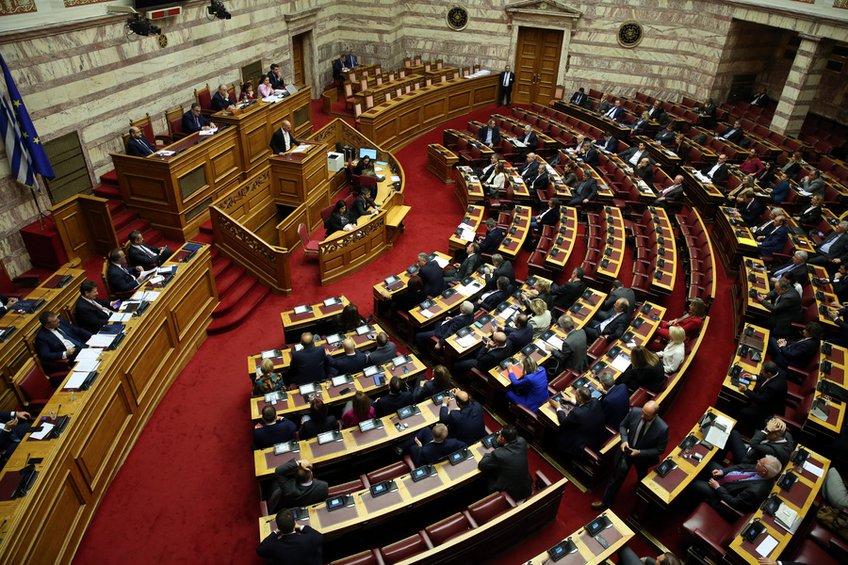 Στις 22 Ιανουαρίου η πρώτη ψηφοφορία για την εκλογή Προέδρου της Δημοκρατίας
