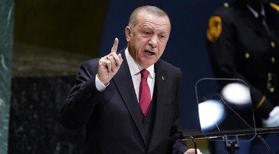 Εμπρηστικός Ερντογάν: Θα συνεχίσουμε τις γεωτρήσεις στη Μεσόγειο - Καμία παραχώρηση στα δικαιώματά μας