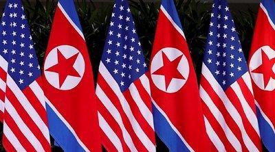 Ο Αμερικανός απεσταλμένος καλεί τη Βόρεια Κορέα να σταματήσει τις «προκλήσεις» και να δεχθεί την πρόταση για συνομιλίες