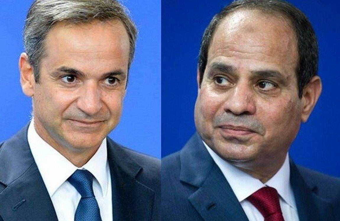 Επικοινωνία Μητσοτάκη με τον Αιγύπτιο Πρόεδρο - Τι συμφώνησαν