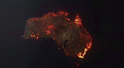 Αυστραλία-Έρευνα: Οι πυρκαγιές κατέστρεψαν το ένα πέμπτο των δασών