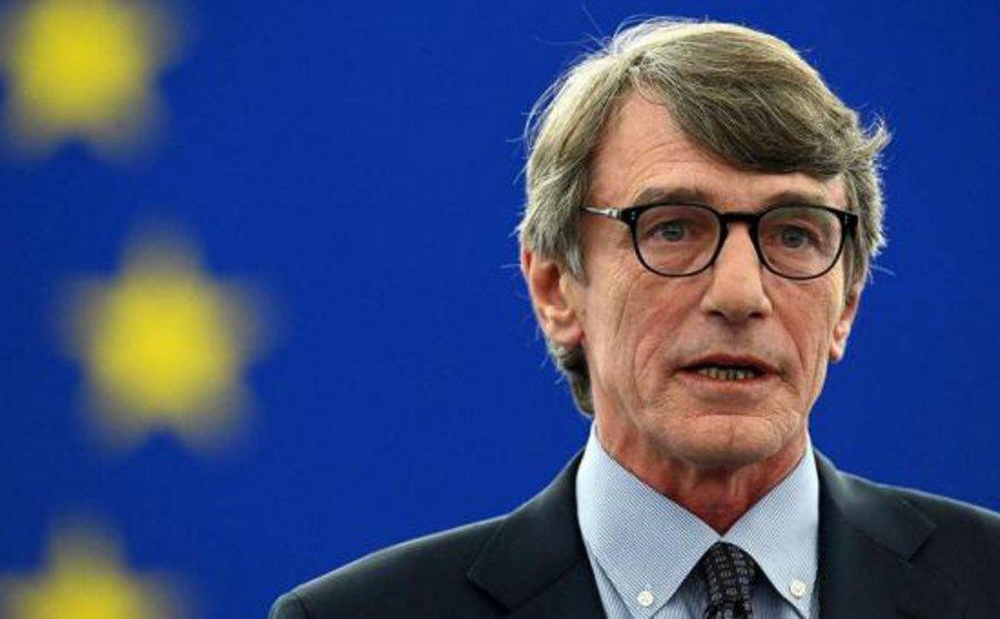 Ο πρόεδρος του Ευρωπαϊκού Κοινοβουλίου συνεχάρη τον Σολτς ως νικητή των γερμανικών εκλογών