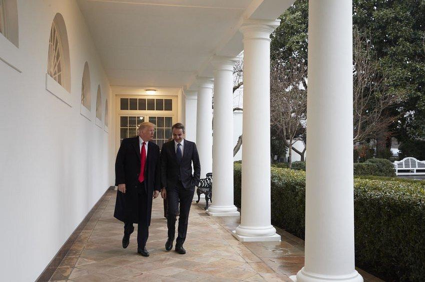 Ο Τραμπ ανατρέπει τα σχέδια Ερντογάν