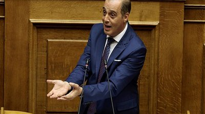 Το συνταξιοδοτικό πρόβλημα των Βορειοηπειρωτών έθεσε στη Βουλή ο Κυριάκος Βελόπουλος