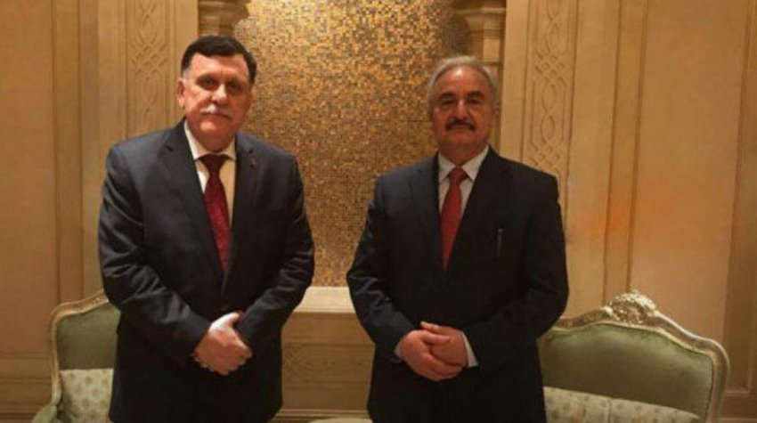 Aκαρπες οι συνομιλίες στη Μόσχα για τη Λιβύη - Γιατί αποχώρησε ο Χαφτάρ