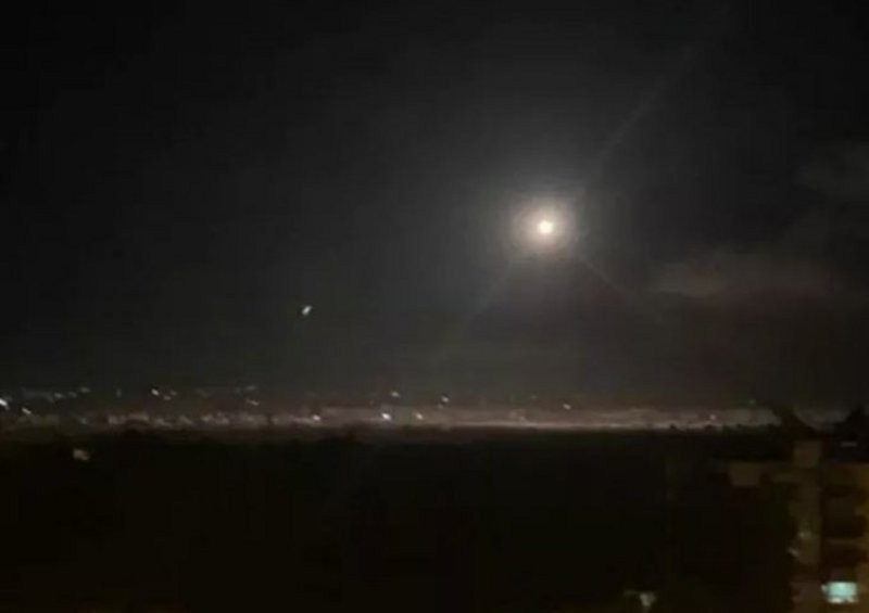 Νέα ισραηλινή επίθεση σε αεροδρόμιο της Συρίας - Δαμασκός: Καταρρίψαμε πολλούς πυραύλους