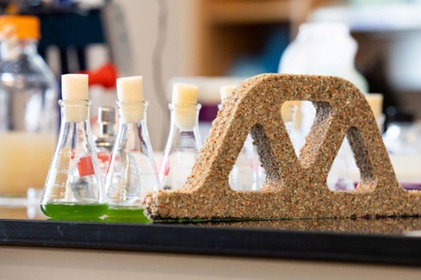 Δημιουργήθηκε για πρώτη φορά ζωντανό «μπετόν» από βακτήρια και άμμο - Κλείνει τις ρωγμές του και... γεννάει νέα τούβλα
