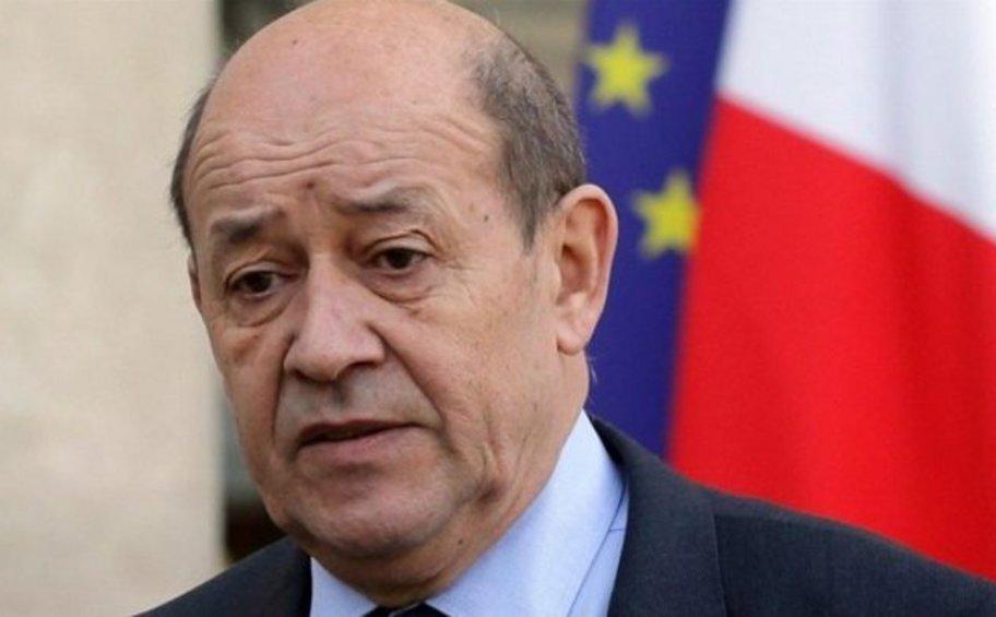 Λε Ντριάν: Ζητάμε συνεδρίαση του υπό τις ΗΠΑ συνασπισμού κατά του Ισλαμικού Κράτους, υπάρχει ισχυρή αναβίωση στο Ιράκ