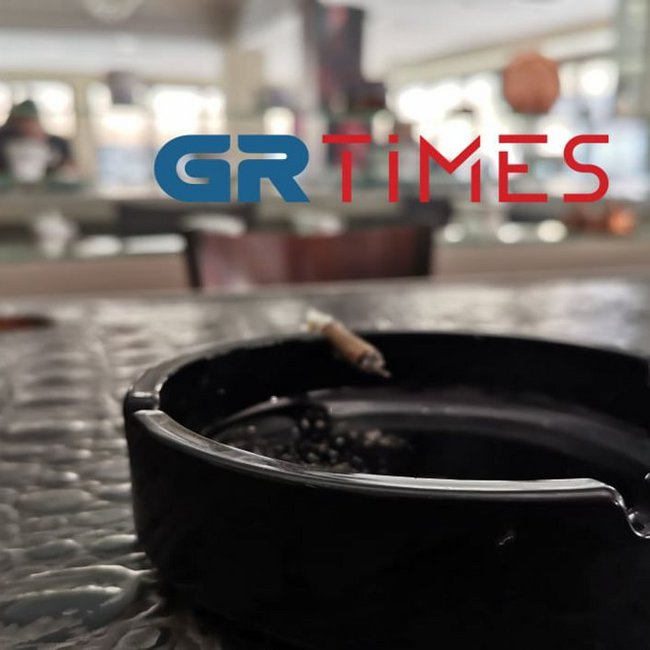 Θεσσαλονίκη: Το πρώτο καφέ-μπαρ που έγινε λέσχη και επιτρέπει νόμιμα το κάπνισμα είναι γεγονός