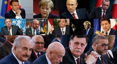 Διαβουλεύσεις και παρασκήνιο πριν τη Διάσκεψη Βερολίνου για την Λιβύη: Πιέσεις από την Αθήνα - Το προσχέδιο της απόφασης