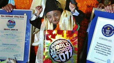 Πέθανε σε ηλικία 27 ετών, ο πιο μικρόσωμος άνθρωπος του κόσμου