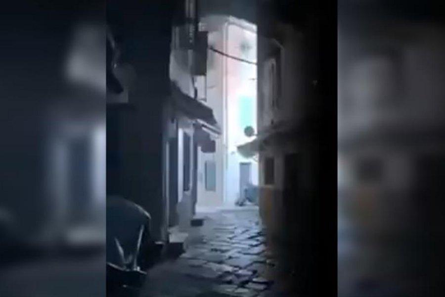 Κέρκυρα: Εκρήξεις από φωτιά σε καλώδια της ΔΕΗ – Επί ποδός η Πυροσβεστική – ΒΙΝΤΕΟ