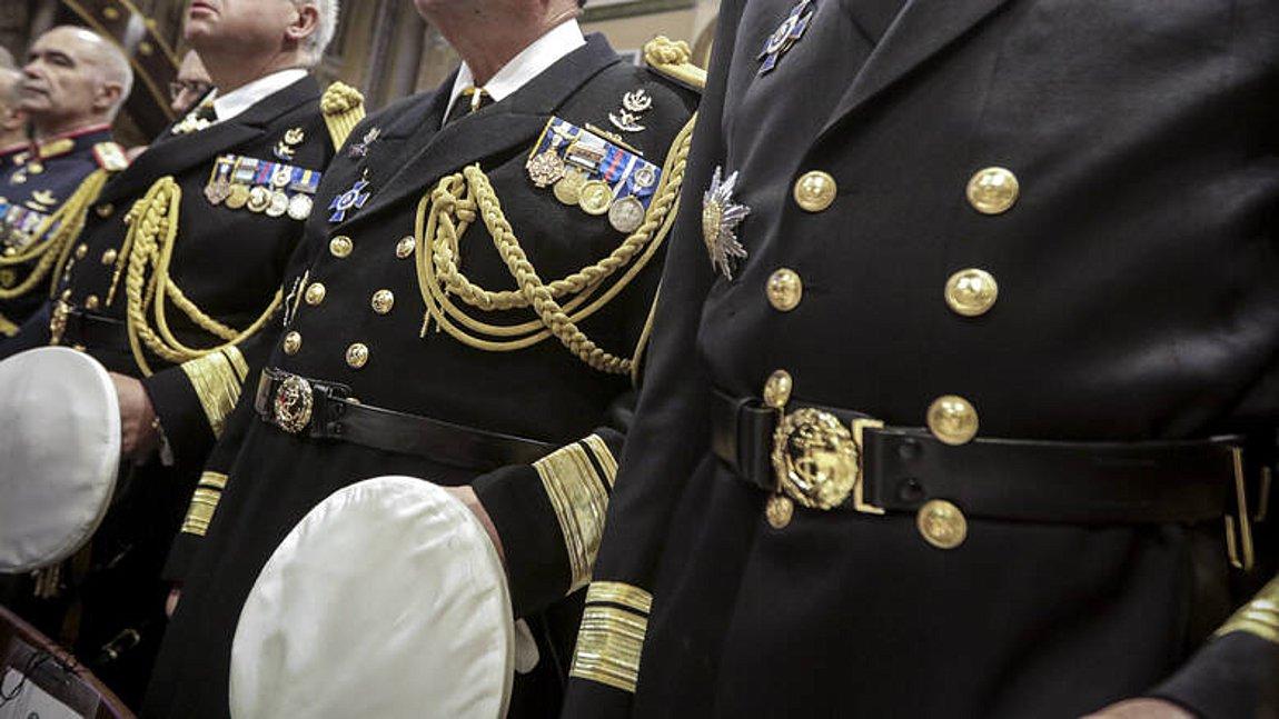 Έκτακτες κρίσεις ανώτατων αξιωματικών του Πολεμικού Ναυτικού