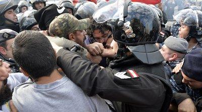 Λίβανος: Ο πρόεδρος Μισέλ Αούν κάλεσε στρατό και υπηρεσίες ασφαλείας να αποκαταστήσουν την ηρεμία στη Βηρυτό