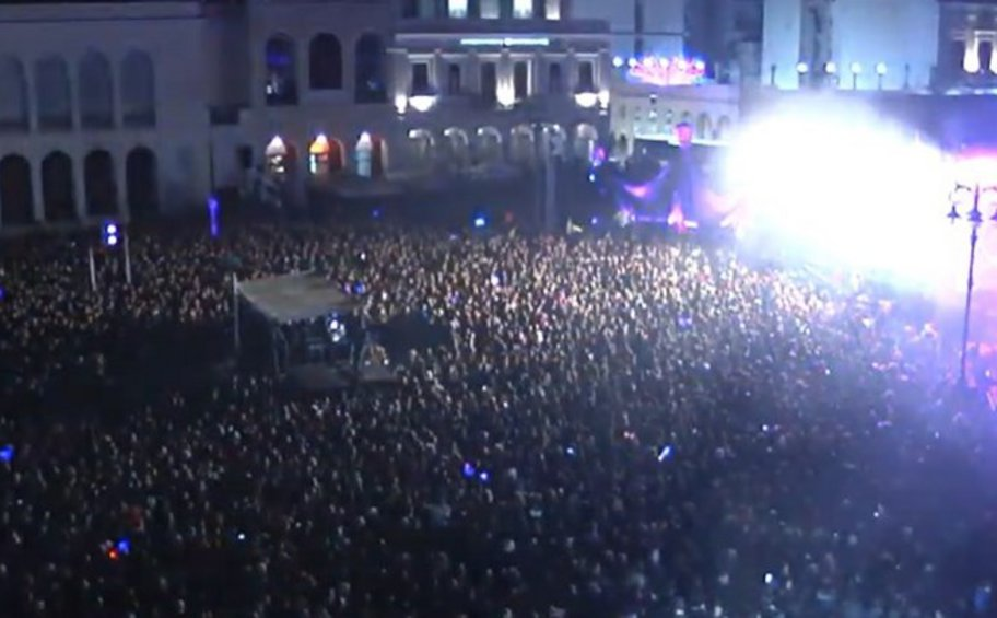 Πατρινό Καρναβάλι: Φαντασμαγορική η τελετή έναρξης