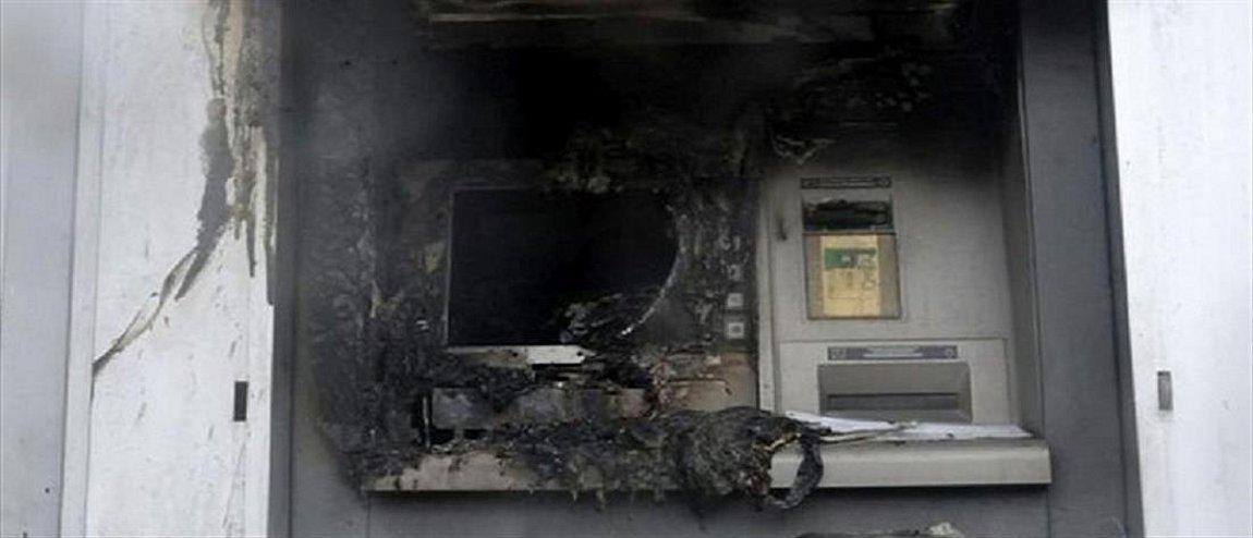 Νέο χτύπημα των διαρρηκτών των ΑΤΜ στη Θεσσαλονίκη