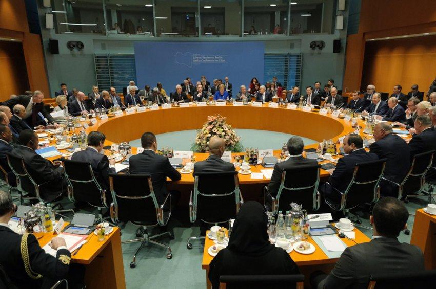 Κοντά σε συμφωνία η Διάσκεψη για τη Λιβύη - Μπαράζ κορυφαίων συναντήσεων και παρασκήνιο