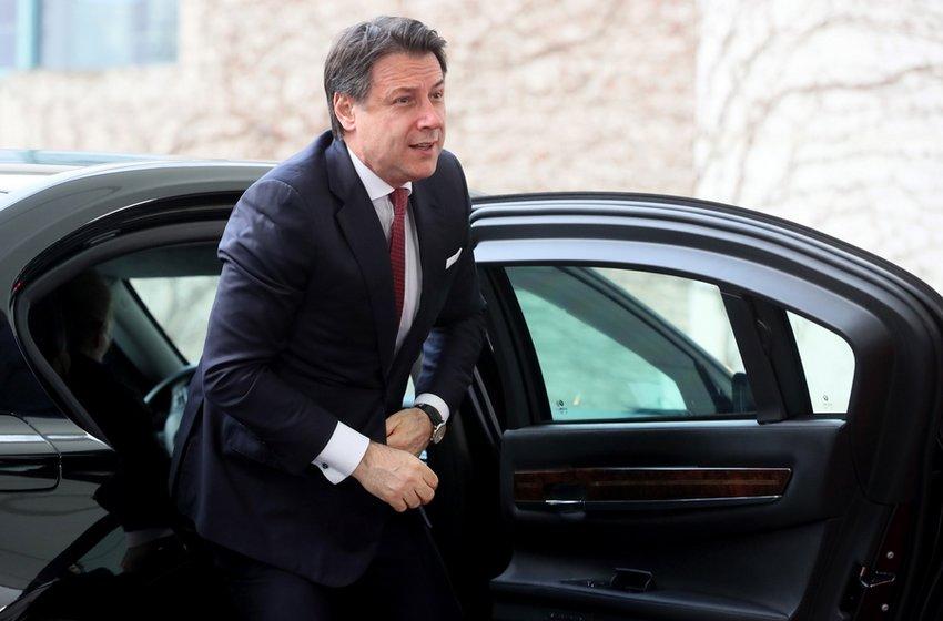 Κόντε: Η Ιταλία είναι έτοιμη αναλάβει ηγετικό ρόλο στην παρακολούθηση της ειρήνης στη Λιβύη