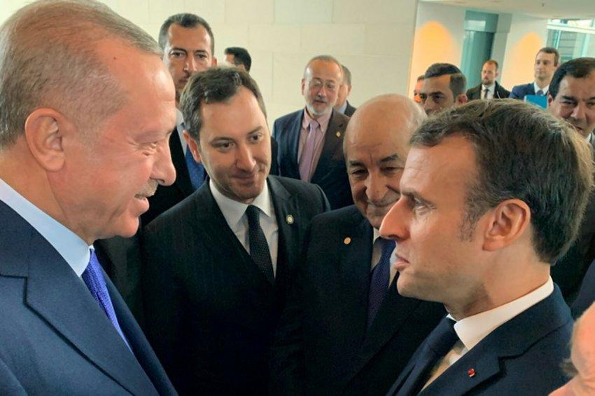 Μακρόν: Η αποστολή φιλοτούρκων Σύρων μαχητών στη Λιβύη πρέπει να σταματήσει