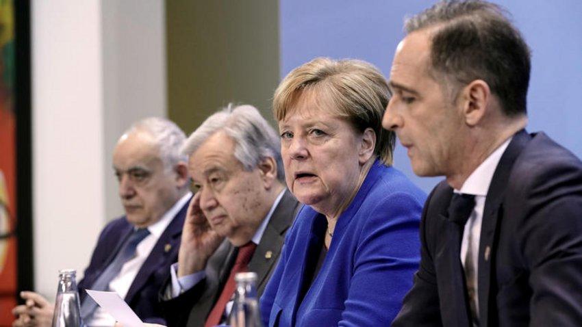 Διάσκεψη του Βερολίνου: Συμφώνησαν για τήρηση εκεχειρίας στη Λιβύη και εμπάργκο όπλων