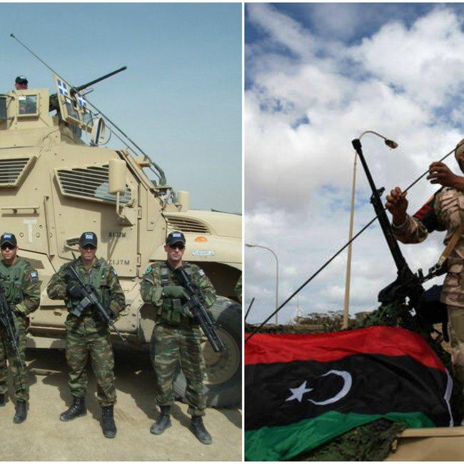 Διπλωματικές πηγές: Η Ελλάδα είναι έτοιμη να μετάσχει σε αποστολή επιτήρησης του εμπάργκο και της εκεχειρίας στη Λιβύη