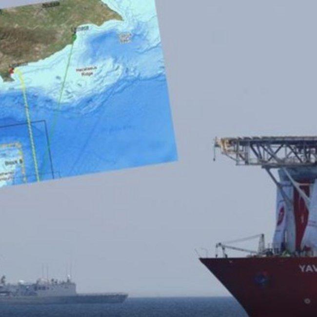 Νέα πρόκληση από την Τουρκία: Κλέβει έτοιμο κοίτασμα - Η αντίδραση της Κύπρου