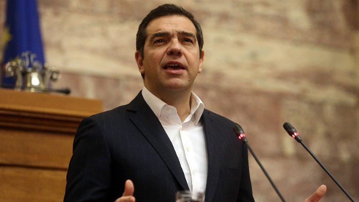 Τσίπρας: Θα ψηφίσουμε Σακελλαροπούλου για ΠτΔ «χωρίς ναι μεν αλλά» - Σκληρή κριτική στην κυβέρνηση