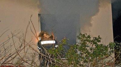 Ξάνθη: Νεκρός άνδρας από φωτιά σε εγκαταλελειμμένη μονοκατοικία