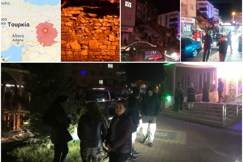 Νύχτα αγωνίας στην Τουρκία: 18 οι νεκροί, 500 οι τραυματίες - Ψάχνουν εγκλωβισμένους
