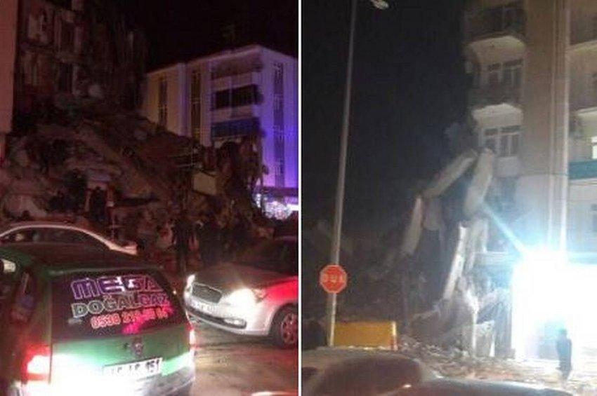 Τουλάχιστον 4 νεκροί από τον σεισμό των 6,8 βαθμών στην Τουρκία