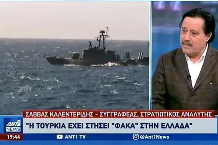 Καλεντερίδης στον ΑΝΤ1: Η Τουρκία έχει στήσει παγίδα στην Ελλάδα