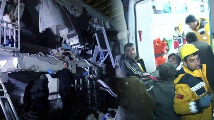 Σεισμός στην Τουρκία: Ανεβαίνει ο αριθμός των θυμάτων από το «χτύπημα» του Εγκέλαδου