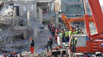 Φονικός σεισμός στην Τουρκία: Στους 38 οι νεκροί - Οδεύει προς το τέλος της η επιχείρηση διάσωσης