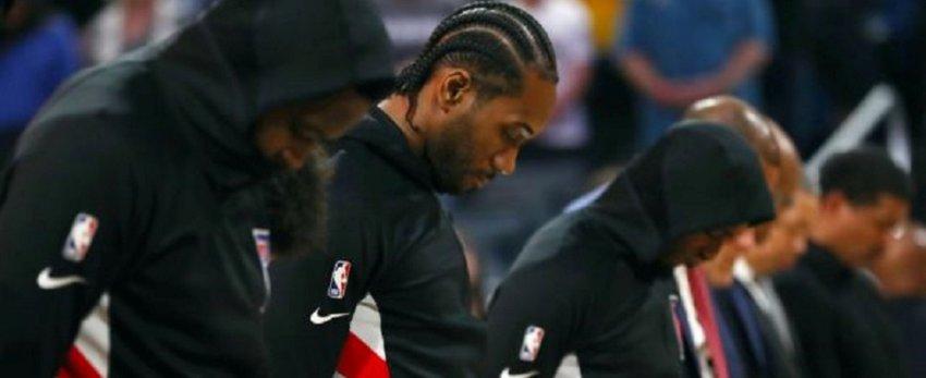 Ράγισαν καρδιές στους αγώνες του NBA - Παίκτες έκλαιγαν με λυγμούς για τον Κόμπι