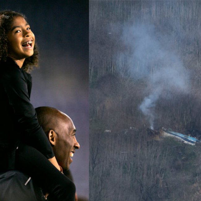 Kόμπι Μπράιαντ: Πώς έγινε το δυστύχημα - Ποιοι επέβαιναν στο ελικόπτερο