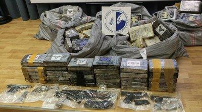 Στη φυλακή 3 από τους 4 κατηγορούμενους για συμμετοχή στο μεγάλο κύκλωμα κοκαΐνης που αποκαλύφθηκε στον Αστακό