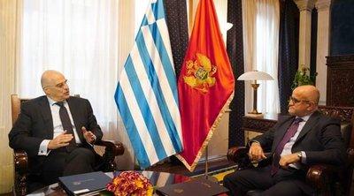 Δένδιας: Στρατηγικός στόχος για την Ελλάδα η ευρωπαϊκή προοπτική των Βαλκανίων