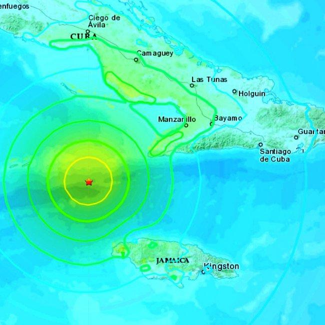 Σεισμός-«μαμούθ» 7,7 Ρίχτερ ταρακούνησε την Καραϊβική - Τρόμος και στο Μαϊάμι