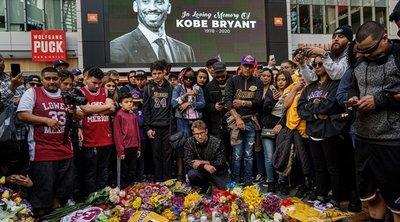 Κόμπι Μπράιαντ: Λίγες ώρες πριν σκοτωθεί είχε πάει στην εκκλησία να προσευχηθεί