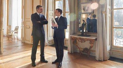 Η Γαλλία θα ενισχύσει την παρουσία της στη Μεσόγειο - Τι συμφώνησαν Μητσοτάκης με Μακρόν